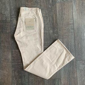 GAP Low-Rise Boot Cut Jeans/Pants